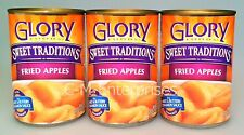 Glory Foods Sweet Traditions Fried Apples 14.5 oz ( 3 Cans )