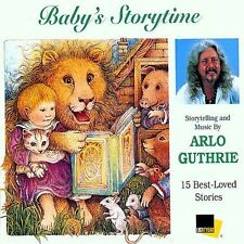 Baby's Storytime by Arlo Guthrie (CD, Jun-1993, Lightyear)