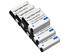 New 7x NB-8L Battery Replace for PowerShot A3000 A3100 A3200 A3300 IS Camera