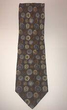 "Siena 100% Silk Neck Tie. 57"" (K10)"