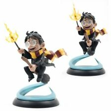 Qmx Harry Potter'S First Flight Q-Fig Figure Statue New In Stock