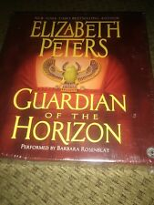 Guardian of the Horizon by Elizabeth Peters (CD Audiobook, Abridged)