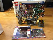 LEGO Toy Story 3 # 7596 Trash Compactor Escape Completed