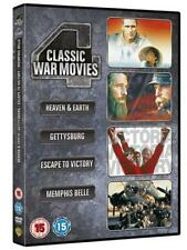 Memphis Belle / Gettysburg / Escape To Victory / Heaven & Earth
