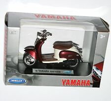 Welly - '99 YAMAHA VINO YJ50R - Motorbike Model Scale 1:18