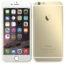 Apple New iPhone 6 - 16 GB - Gold Color Warranty