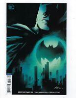 Detective Comics Batman # 981 Variant Cover  DC  COMICS