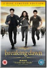 The Twilight Saga: Breaking Dawn Part 2 [DVD] 2-Disc Limited Edition New Sealed