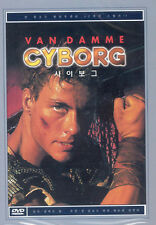 Cyborg,1989 (DVD,All,New) Albert Pyun, Jean-Claude Van Damme, Deborah Richter