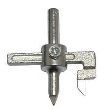 Compas mèche extensible pour percer carrelage carreaux coupe/découpe 3-10 cm