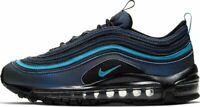 NIKE KIDS AIR MAX 97 - UK 4/US 4.5/EUR 36.5 - NAVY BLUE/BLACK (CT9637-400)