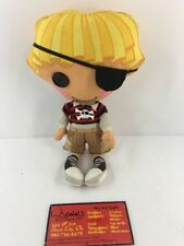 Lalaloopsy Boy Pirate Patch Treasurechest Soft Stuffed Plush Doll Sew Cute