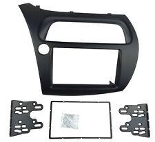 Double Fascia for Honda Civic Radio DVD Stereo CD Panel Dash Mounting Trim Kit