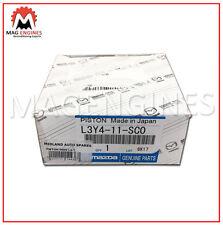 L3Y4-11-SCO PISTON RING MAZDA L3K9 L3-VDT DISI FOR MAZDA SPEED 3 6 CX-7 2.3 LTR
