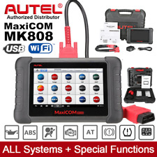 Autel MaxiCOM MK808 OBD2 Diagnostic Scan Tool Code Reader All System IMMO TPMS