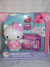 Hello Kitty Bubble Bath Decanter Bubble Bath Bath Fizzies Outfits Storage Bag