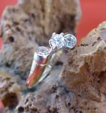 Hochwertiger Brillant Damen Ring in 585 Gelbgold 0,40 ct.