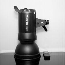 Godox SL-60W Studio Video LED Light Remote