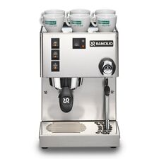 Rancilio Silvia V5 Latest Model. Coffee Espresso Machine Maker. By Coffee-A-Roma