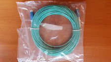 OM3 Fibre Optic LC LC Duplex 50/125mm Patch LSZH Cable 25m switch infrastructure