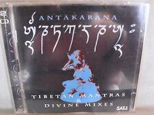 Antakarana- Tibetan Mantras & Divine Mixes- 2 CDs- lesen