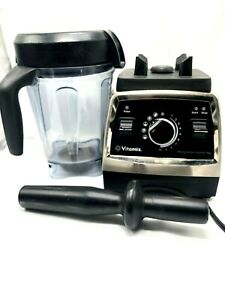 Vitamix Professional Series 750 Blender Brushed Stainless With Warranty RRP £750