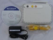 Netgear WGR614 V10 Broadband Internet Wireless Access Router 802.11g 4-Port WiFi