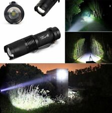 Ultrafire 6000LM CREE XML T6 LED Zoomable Focus Flashlight Bright Torch Light