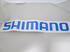 Shimano Cycling Decal Vibrant Colors - NEW