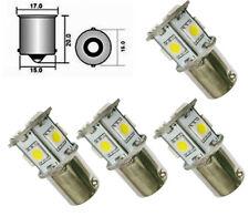 4X Lampe 6V 1156 BA15S 12 SMD Rücklicht Bremslicht LED WEIß 6000K Deutsche Post
