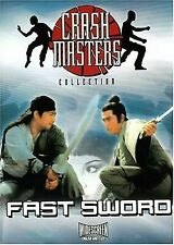 Fast Sword (DVD, 2004, The Silver Sword Collection) Sammo Hung wong Tung Shung