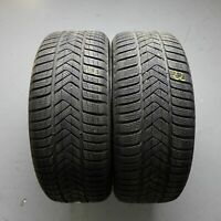 2x Pirelli Winter Sottozero 3 MOE *245/40 R19 98V Winterreifen 2016 Runflat 7 mm