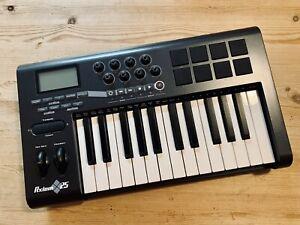 M-Audio Axiom 25 Midi Controller, MIDI Keyboard, Super Zustand