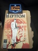 Doctor Who Interest - Lytton Comic from Cutaway Comics **SIGNED by Eric Saward**
