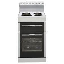 Baumatic 54cm Freestanding Cooker, Fan Forced, Model BRU54CW RRP $1099.00