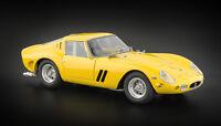 CMC Ferrari 250 GTO 1962 Yellow 1/18