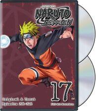Naruto Shippuden Uncut Set 17 [New DVD] Full Frame, Subtitled, 2 Pack