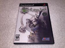 Shin Megami Tensei: Digital Devil Saga (PlayStation 2, 2005) PS2 Complete Mint!