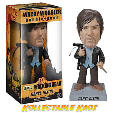 The Walking Dead - Daryl Biker Wacky Wobbler Bobble Head