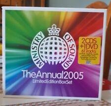 Ministry Of Sound The Annual 2005 2CD DVD