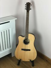 More details for eastcoast d1scel dreadnought left-handed electro-acoustic guitar