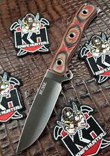 Busse Combat Boss St (SCABS) Satin INFI Tequila Sunrise G10 Unused Knife