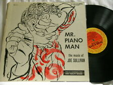 JOE SULLIVAN Mr. Piano Man Down Home MGD 2 mono dg LP David Stone Martin