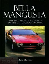 MANGUSTA BOOK RUZZIN DE TOMASO DETOMASO pantera