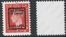 GB KG6  (2126) - 191944 Liquidation of Empire -  a Maryland FORGERY unused