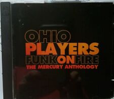 Ohio Players - Funk On Fire - Anthology [2 ] - Cd - Original Recording
