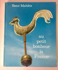 René Maltête Au petit bonheur la France 1965