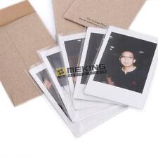 5*10Sheets Fujifilm Instax Mini Protector Instant Film 8 90 25 50s Polaroid 300