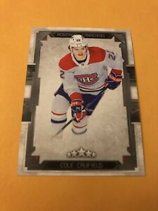 Cole Caufield Montreal Canadiens Rookie CUSTOM MADE Card