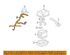 Hummer GM OEM 08-10 H3-Battery Cable 19116853